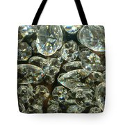 Mystery Crystal Tote Bag