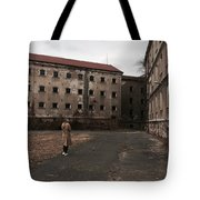 Mystery House Tote Bag