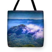 Mystery Of Looking Glass Rock Tote Bag