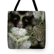 Mystery Of Nature Tote Bag