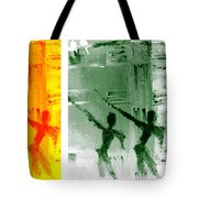 Mystery  Tote Bag