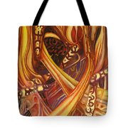 Mystery Signs Tote Bag