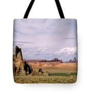 Mystery Valley Tote Bag