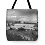 Mystery Valley Overlook Ir 0550 Tote Bag