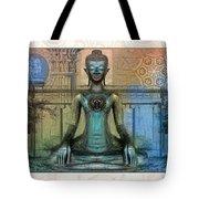 Mystic Ancient Prayers  Tote Bag