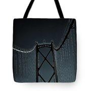 Mystic Bridge Tote Bag
