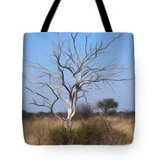 Mystic Buishveld Tree Tote Bag