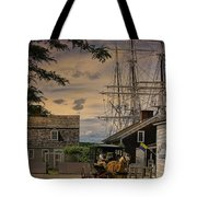 Mystic Evening Tote Bag