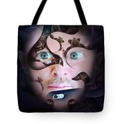 Mystic Gaze Tote Bag