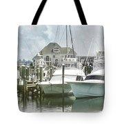 Mystic Harbour Tote Bag