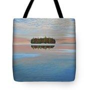 Mystic Island Tote Bag