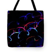 Mystic Lights 13 Tote Bag