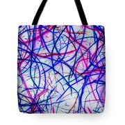 Mystic Lights 3 Tote Bag