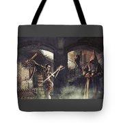 Mystic Man Tote Bag