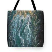 Mystic Mermaid Tote Bag