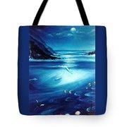 Mystic Moonlight  Tote Bag