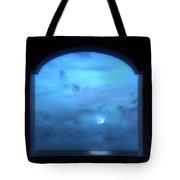 Mystic Moonrise Tote Bag