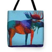 Mystic Moose Tote Bag