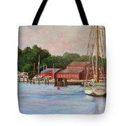 Mystic River Argia Tote Bag