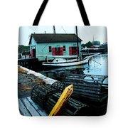 Mystic Seaport #2 Tote Bag