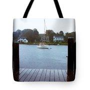Mystic Seaport #3 Tote Bag