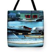 Mystic Seaport #5 Tote Bag