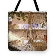 Mystic Skyline Tote Bag
