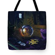 Mystic Still Life Tote Bag
