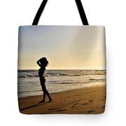 Mystic Sunset Tote Bag