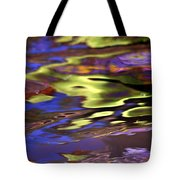 Mystic Topaz Tote Bag