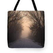 Mystic Trail Tote Bag