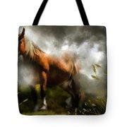 Mystic Visitor Tote Bag