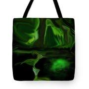 Mystic Wetlands Tote Bag