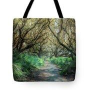 Mystical Angel Oaks  Tote Bag