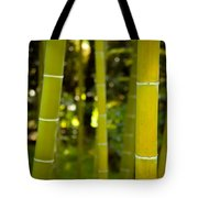 Mystical Bamboo Tote Bag