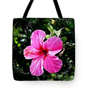 Mystical Bloom Tote Bag