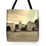 Mystical Chapel Tote Bag