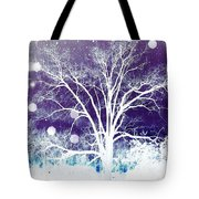 Mystical Dreamscape Tote Bag