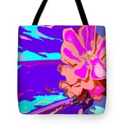 Mystical Flower Tote Bag
