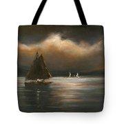 Mystical Journey Tote Bag