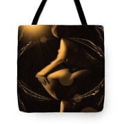 Mystical Moon Tote Bag