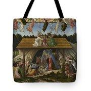 Mystical Nativity Tote Bag