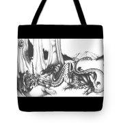 Mystical Riverbed Tote Bag