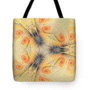 Mystical Spirals Tote Bag