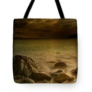 Mystical Sunset Tote Bag