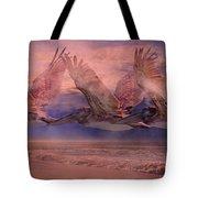 Mystical Trio Tote Bag