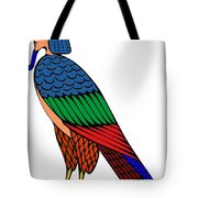 mythical creature of ancient Egypt Tote Bag