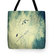 Mythical Dragon Tote Bag