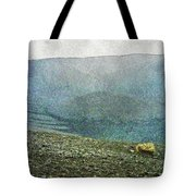 Myvatn Mooncrater Tote Bag