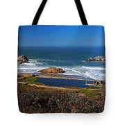 An Afternoon In San Francisco Tote Bag